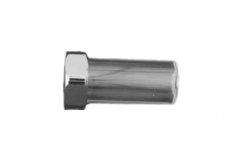 Lead Glass Syringe Shield