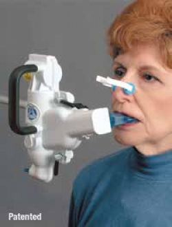 Swirler Aerosol System with the Trufit Mouthpiece Kit